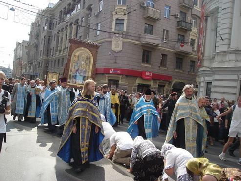 Православие проповедует учение о мытарствах