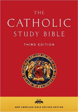 The Catholic Study Bible - 3rd edition
