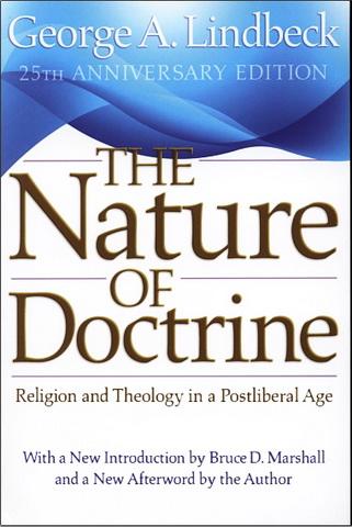 The Nature of Doctrine -  Lindbeck George