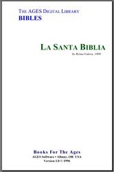 Библия Испанский язык