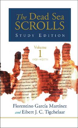 Dead Sea Scrolls –  Martínez and Tigchelaar