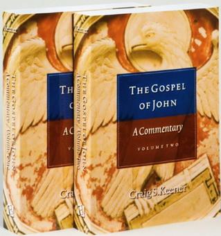 Keener Craig - The Gospel of John