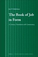 Fokkelman - The Book of Job in Form