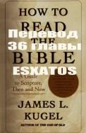 Джеймс Кугел - Как читать Библию - Глава 36
