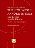 New Oxford Annotated Bible With The Apocrypha - 4th edition