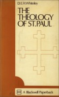 D. Е. Н. Whiteley - The Theology of St. Paul