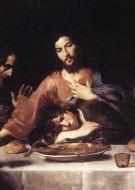 Иоаанн на груди Иисуса