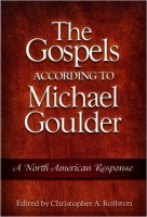 The Gospels according to Michael Goulder