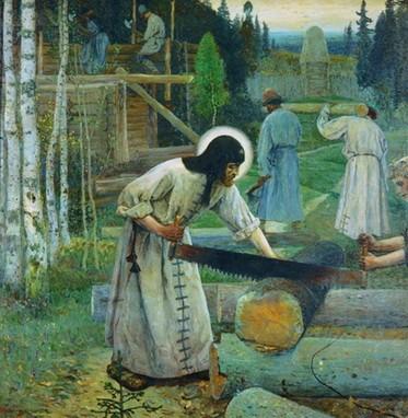 Елена Петибская - Христианское понимание труда