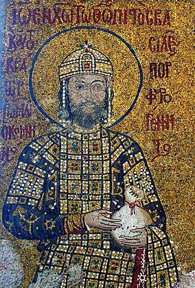 Владислав Аркадьевич Бачинин - Вторая жизнь византийского генома: обобщающая гуманитарная формула