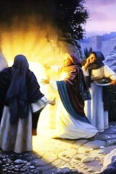 Иисус воскрес