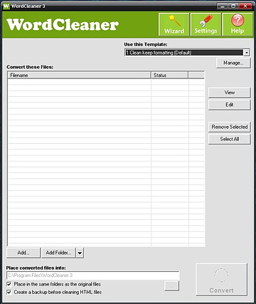 Word Cleaner 3