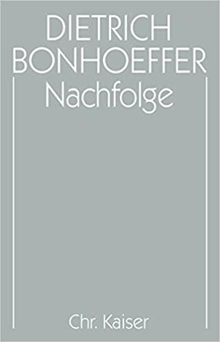 Dietrich Bonhöffer Werke - Дитрих Бонхёффер - Собрание сочинений