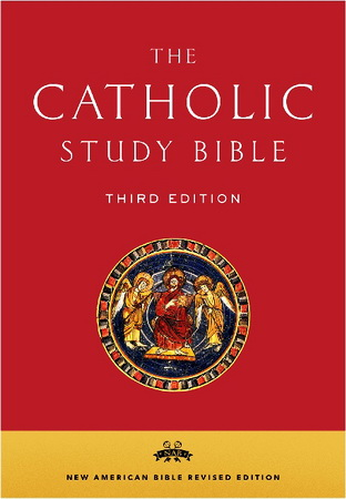 The Catholic Study Bible - 3rd edition