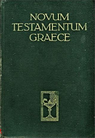 Novum Testamentum Graece cum apparatu critico curavit D. Eberhard Nestle novis curis elaboravit D. Erwin Nestle - 20. Auflage