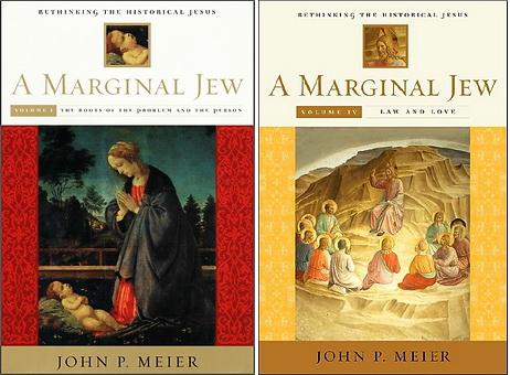 Marginal Jew  - Rethinking the historical Jesus - John Meier