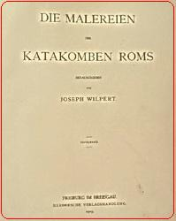 Живопись катакомб Рима - Иосиф Вильперт