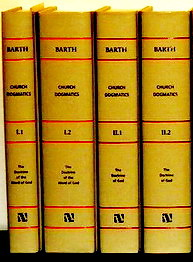 Church Dogmatics 13 vol - Karl Barth