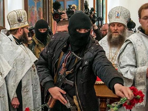 Московский патриархат в войне на Донбассе