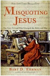 Эрман Искаженные слова Иисуса