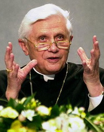 Ратцингер Йозеф (Бенедикт XVI) Богословие