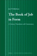 Fokkelman - The Book of Job in Form