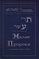 Гурфинкель - Малые пророки - 2 тома - ТаНаХ - При Аарон