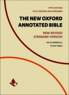New Oxford Annotated Bible. New Revised Standard Version