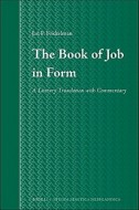 TheBookof Job inForm