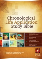 Chronological Life Application Study Bible - NLT