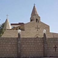 крест над пирамидами