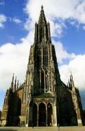 Самым высоким собором в мире является лютеранская церковь в немецком городе Ульм