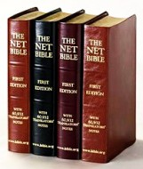 New English Translation - NET Bible