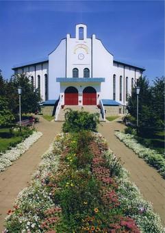Дом молитвы церкви ХВЕ Вознесение г. Пинск
