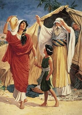 Форбес - Дети Сарры: Интерпретация 1 Петра 3:6