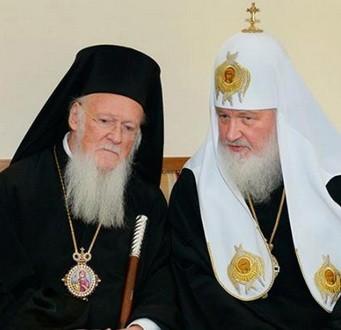 Мельник - РПЦ и Оруэлл: Разрыв с Константинополем