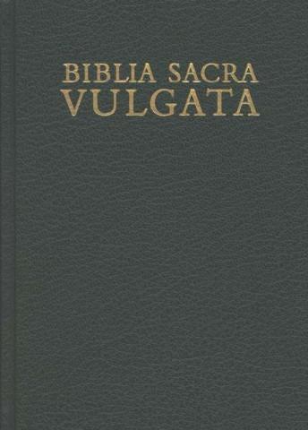 Вульгата латинский перевод Библии