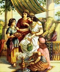 Ветхозаветные женщины - Винс